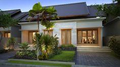 Contoh Desain Rumah Terbaru Minimalis Sederhana 2016