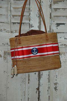 Nautical bag - Elizabeth Jamieson Designs