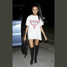 Madison Beer - Going to Dinner at Craig's Restaurant in West Hollywood last night! #MadisonBeer (August 29th, 2016)
