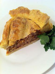Pasticcio di Carne - Pie Sweeney Todd