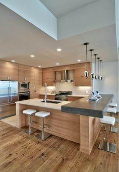 Medidas y alturas en muebles de cocina