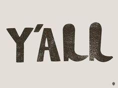 hi y'all | via Texas Chic ~ Cityhaüs Design