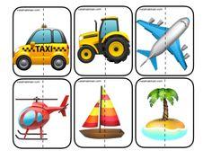 Puzzles, Cartoon Sun, Activities For Kids, Transportation, Pikachu, Games, Blog, Fictional Characters, Animaux