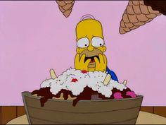 Best Of Homer Simpson added a new photo. The Simpsons, Simpsons Funny, Simpsons Quotes, Homer Simpson, American Dad, Bobs Burgers, Gif Animé, Futurama, Childhood
