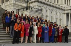GIRLS' POWER: THE RECORD-BREAKING 113TH CONGRESS.  A bisexual, a Buddhist, a Hindu, two female combat veterans and a record 20 women senators: Meet the modern face of Congress  Most female senators in U.S. history - yet they want more.  Read more: http://www.dailymail.co.uk/news/article-2256786/The-113th-Congress-A-bisexual-Buddhist-Hindu-2-female-combat-veterans-record-20-women-senators.html#ixzz2GzIb0uYe