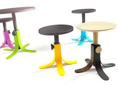 BANANA - stools - project 2012 by Redo Design Studio , via Behance