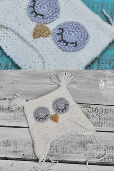 """Baby Hat """" Owl"""" knitted of half wool kids yarn for age 0-3 months . Can be used as a Photo shoot props for the baby , and for daily walks Baby Hats Knitting, Knitted Baby, 3 Months, Walks, Crochet Bikini, Photo Shoot, Owl, Trending Outfits, Unique Jewelry"""