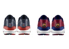Nike Air Max 1 iD PSG and Barcelona Available Now