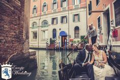 Gondola ride is quite a MUST in this unique town - Venice, Italy