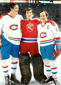 New Years Eve. One of the best hockey games of all time. Hockey Goalie, Hockey Games, Montreal Canadiens, Canada Hockey, Boston Bruins Hockey, Of Montreal, Vancouver Canucks, National Hockey League, Hockey Players
