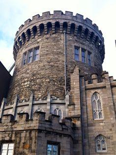 Dublin Castle Dublin Castle, Historical Sites, Castles, Ireland, Places To Visit, Tours, History, Pictures, Travel
