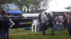 Exhibición monster truck,29 Gran Premio Nacional Mobil Delvac.