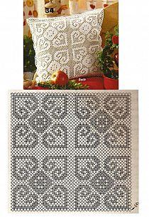 Szydełkowe poduszki - Stylowi.pl - Odkrywaj, kolekcjonuj, kupuj