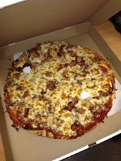 Santa Lucia pizza. Winnipeg, Manitoba, Canada. Best pizza in Winnipeg!!