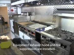 The Building of a Food Concession Trailer - Apollo Concession Trailers…