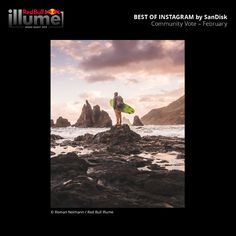 Red Bull Illume is the world's greatest adventure and action sports imagery contest. February Images, Greatest Adventure, The World's Greatest, Red Bull, Roman, Community, Instagram, Art, Art Background