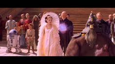 Star Wars Episode One - The Phantom Menance [ Ending Celebration]