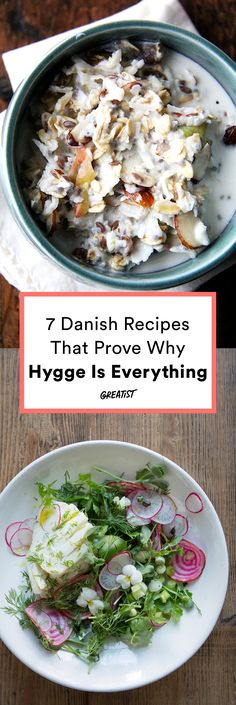 Grab some comfy socks and get ready to kick back. #greatist http://greatist.com/eat/danish-recipes-for-hygge-fans
