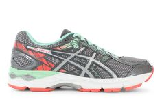 The Asics Womens Gel-Exalt 3 running shoes are fit for those who require a  shoe with stability features for an average or low arched foot that  pronates. 8baa650f7326