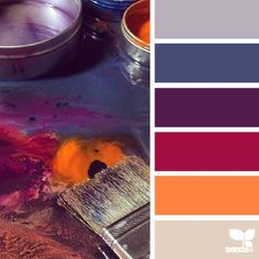 best photographs rich color palette design seeds wedding funny : The selection of color combinations may make or break your design project. Applying the right color combination to your project could be a great way s. Colour Pallette, Color Palate, Colour Schemes, Color Patterns, Color Combos, Best Color Combinations, Sunset Color Palette, Fall Color Palette, Design Seeds