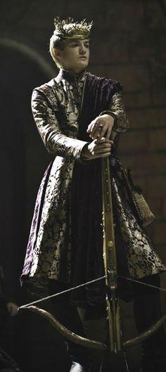 Game Of Thrones - TV Série - books (livros) - A Song of Ice and Fire (As Crônicas de Gelo e Fogo) - House Lannister - family (família) - Joffrey Baratheon (Jack Gleeson):