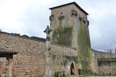 Torre del Conde Fernán Gonzalez en Covarrubias