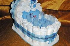 Unique Diaper Cakes for Boys - Bing Images