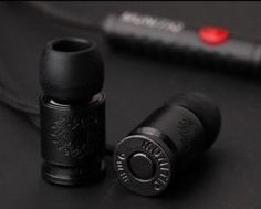 These are the ear buds I need.  Nothing like bullet shell giving you beats.