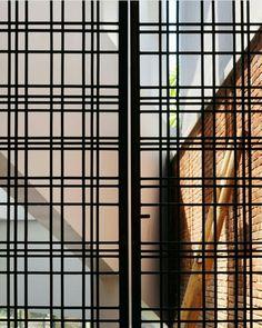 Door Dividers, Sliding Wall, Divider Screen, Iron Work, Beijing, Screens, Gates, Facade, Blinds