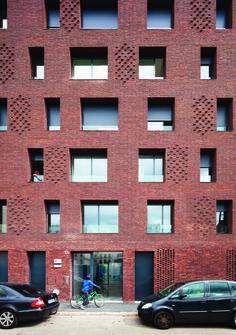 Gallery of 38 Social Housing / Avenier Cornejo - 8