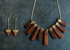 Wooden Jewelry for Every Style – lou lou boutiques
