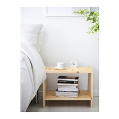 IKEA - RAST, Nightstand, , Made of solid wood, which is a durable and warm natural material.If you oil, wax, lacquer or stain the untreated solid wood surface it will be more durable and easy to care for.