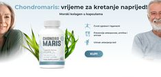 Chondromaris Croatia - Joints food supplement