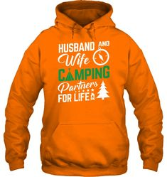 Husband and wife camping of partner for life T-Shirt fathers day grandpa gifts, fathers day present ideas, fathers day gifts crafts Christmas Gift Exchange, Christmas Gift Baskets, Diy Christmas Gifts, Christmas Ornaments, First Birthday Presents, Fathers Day Presents, Christmas Gifts For Colleagues, Christmas Wishes Quotes, Camping Gifts