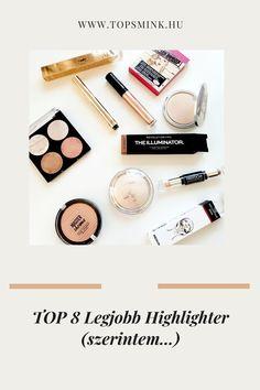Új cikk a Topsmink blogon: TOP 8 legjobb Highlighter (szerintem...) - Melyik a legjobb Highlighter? A kedvenceimet gyűjtöttem össze ebben a cikkben... Toll, Eyeshadow, Minden, Beauty, Eye Shadow, Eye Shadows, Beauty Illustration