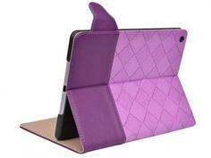 Capa para iPad Air Couro Roxo Diamond - Geonav com as melhores condições você encontra no Magazine Apscomputadores. Confira!