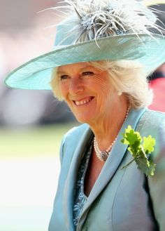 The Duchess of Cornwall, June 6, 2013 | The Royal Hats Blog