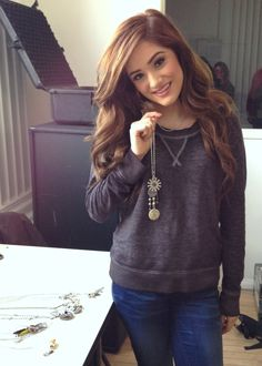 Dancer Chachi Gonzales wearing Gotroxx necklace while on set for Jason Chen's video. Chachi Gonzales, Beautiful Outfits, Cute Outfits, Stylish Hair, Love Her Style, Love Hair, Celebs, Celebrities, Woman Crush