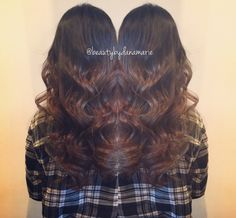 #balayage #balayageombre #ombre #subtle #sombre #brunette  IG: @beautybydanamarie