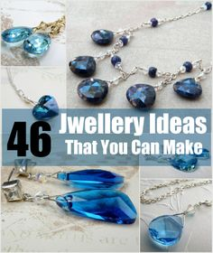 46 Jwellery Ideas That You Can Make