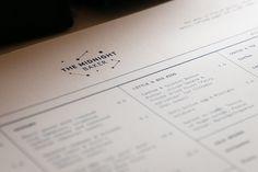 FANCY! Design Blog | NZ Design Blog | Awesome Design, from NZ + The World: The Midnight Baker opens a Toast Bar: