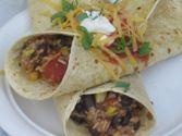 Healthy Crockpot Recipes: Healthy Crockpot Recipe for Burritos