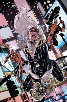 """iamgeekroom: """" Amazing Spider-Man #1 Variant Cover by TerryDodson """""""