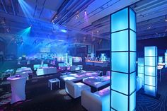 Tron: Legacy Party | Gallery | ELS