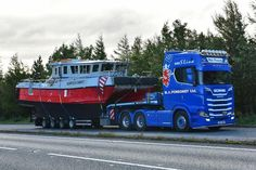 Scania R and S series &. Boat Transport, Transportation, Trucks, Cars, Vehicles, Custom Trucks, Truck, Autos, Automobile