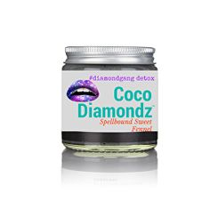 Remineralizing Organic Handcrafted Spellbound Sweet Fennel Coconut Oil Natural Toothpaste