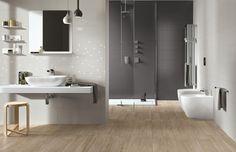 Woodpassion - wood-look stoneware floor tiles