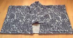 Kimono Fashion, Diy Fashion, Kimono Fabric, How To Make Clothes, Patchwork Bags, Kimono Jacket, Sewing Basics, Sewing Techniques, Comfortable Fashion