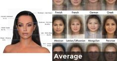 You are in the 40-60% beautiful category. Personally, I think this is the best category to be, because nobody is gonna make assumptions about you before you slap them in the face with that personality. Go you!
