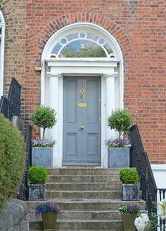 www.ie life home-garden interiors ALTERNATES Doors, Fronts, Home And Garden, Outdoor Decor, Curb Appeal, Front Door, New Homes, Property, Victorian Homes